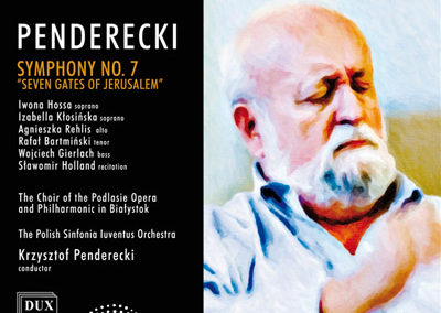"""Penderecki – Symphony no.7 """"Seven Gates to Jerusalem"""""""
