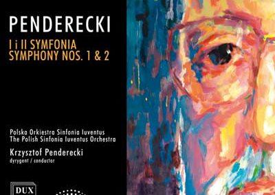 Penderecki – Symphony no.1&2