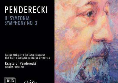 Penderecki – Symphony no.3